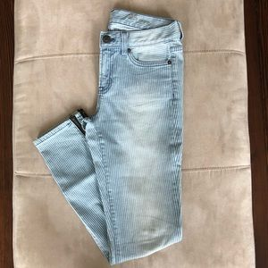 J. Crew Jeans - J.Crew Toothpick Railroad Light Rinse Denim Jeans